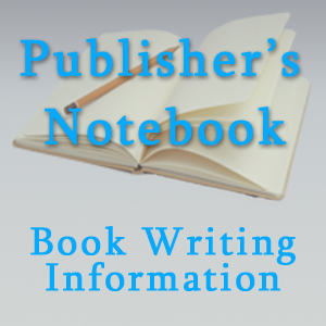 Writing a Book - Critical Information for Authors