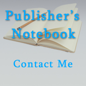 Contact Publishers Notebook