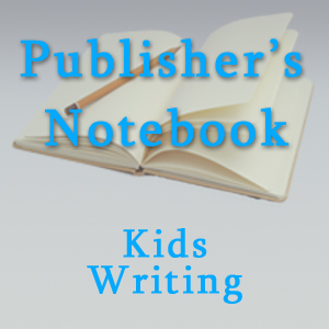 Kids Writing for More Than Just Fun
