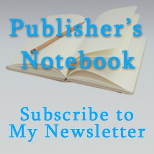 Publisher's Notebook Newsletter Page
